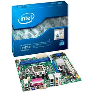 Intel Classic DH61BEB3 Desktop Motherboard - Intel - Socket H2 LGA-1155