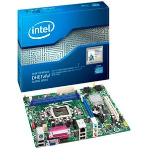 Intel Classic DH61WW Desktop Motherboard - Intel - Socket H2 LGA-1155