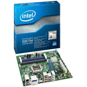INTEL BOXDQ67SWB3 EXECUTIVE SERIES 1155 socket